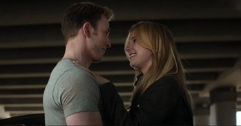 Sharon Carter MCU Falcon and Winter Soldier Zemo