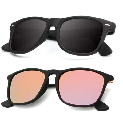 KALIYADI Polarized Sunglasses (2-Pack)