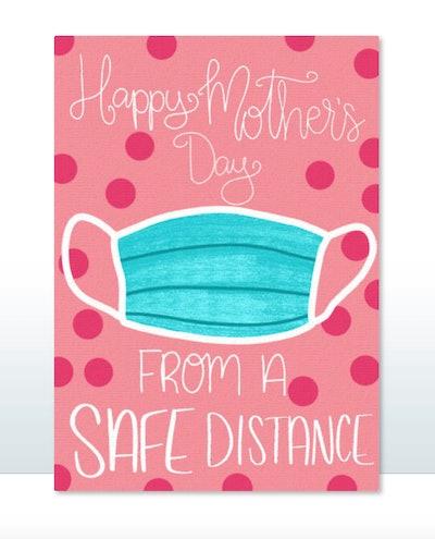 Safe Distance Card