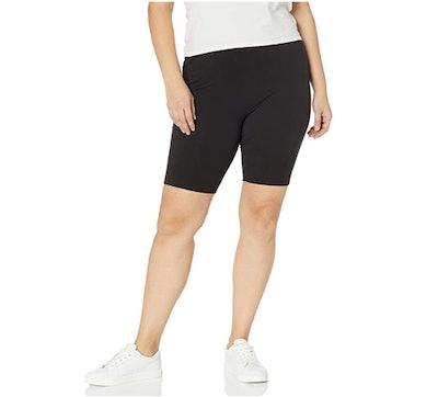 Just My Size Biker Shorts