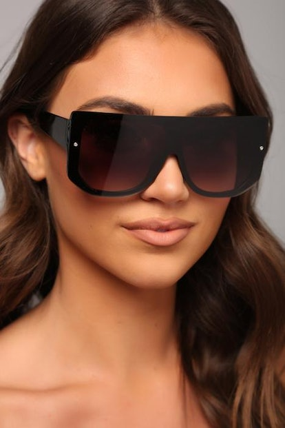 Fashion Nova Over The Top Sunglasses