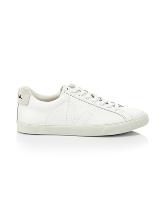 Esplar Leather Low-Top Sneakers
