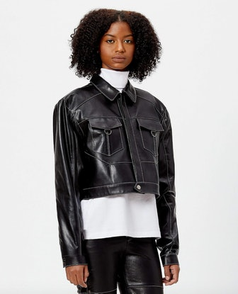 Honcho Leather Jacket
