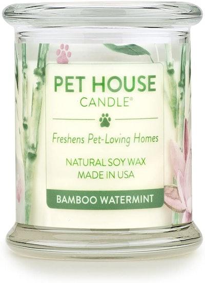 One Fur All - Pet Odor Eliminator Candle (8.5 Oz Jar)