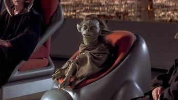Star Wars High Republic Yoda Yaddle easter egg theory