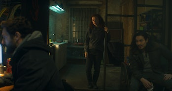 The Flag-Smashers in Marvel's The Falcon and the Winter Soldier Episode 2