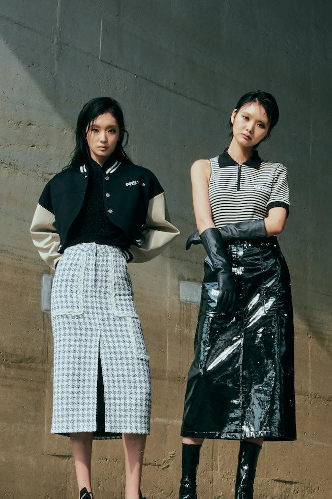 NOTKNOWING at Seoul Fashion Week Fall 2021.