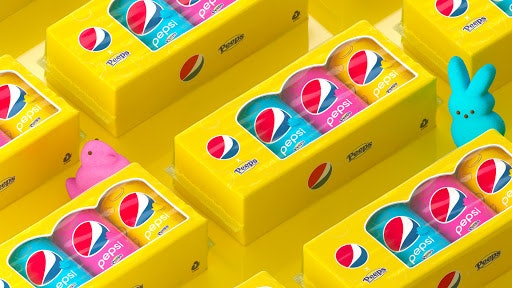 How long is the Peeps-flavored Pepsi contest? It'll end soon.