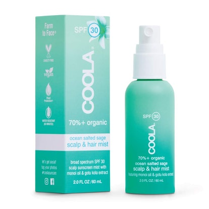 COOLA Organic Scalp & Hair Sunscreen Mist