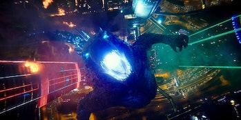 Godzilla vs Kong release time hbo max