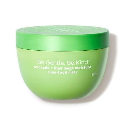 Be Gentle, Be Kind Avocado + Kiwi Mega Moisture Superfood Mask