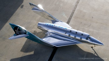 The Virgin Galactic VSS Imagine SpaceShip III