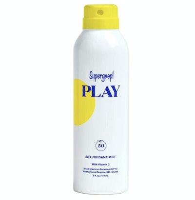 Supergoop! PLAY Antioxidant-Infused SPF 50 Body Mist SPF 50