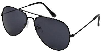 WODISON Classic Kids Aviator Sunglasses