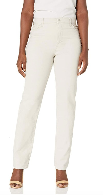 Gloria Vanderbilt Classic Amanda High Rise Tapered Jean