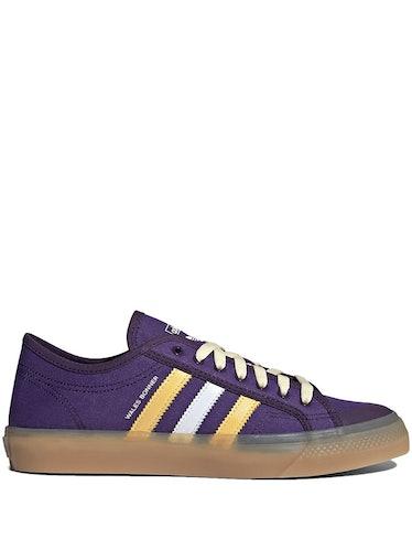 Purple Nizza Lo Sneakers