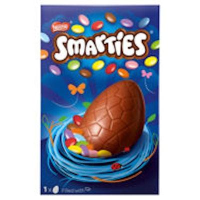 Smarties Milk Chocolate Medium Easter Egg