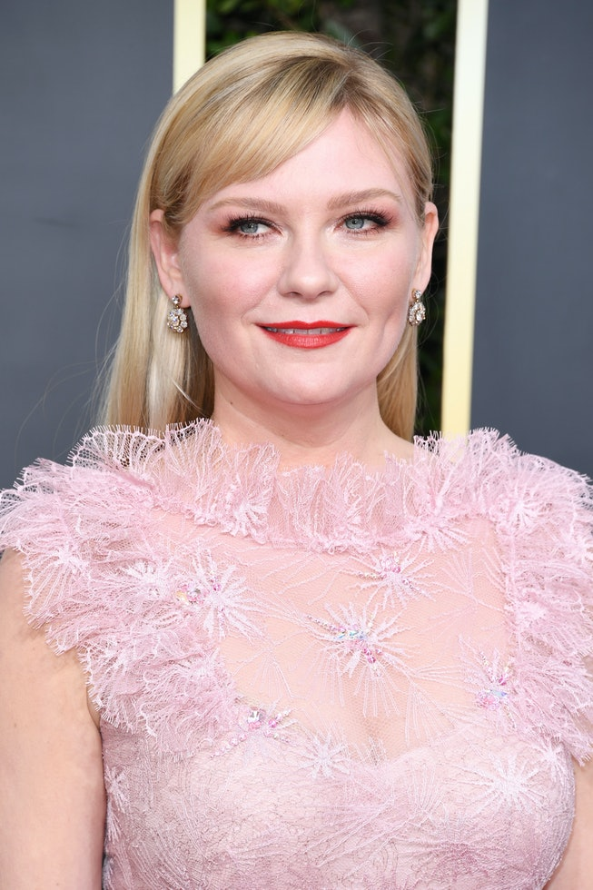 Kirsten Dunst announced her second pregnancy with partner Jesse Plemmons.