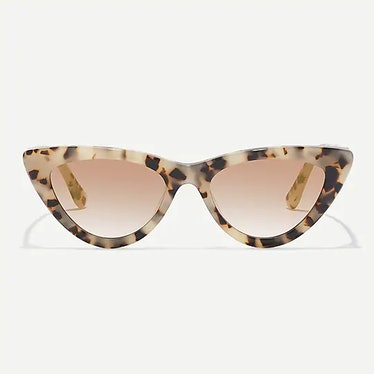Bungalow Cat Eye Sunglasses