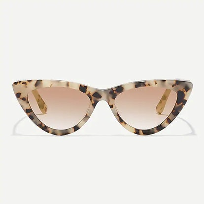 J. Crew Bungalow Cat Eye Sunglasses