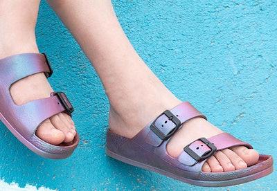 FUNKYMONKEY Buckle Sandals