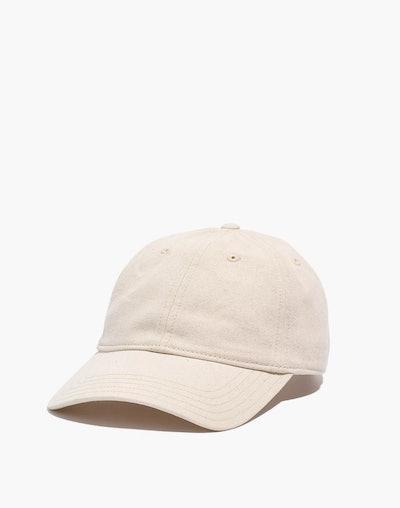 Broken-In Baseball Cap