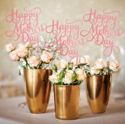 MemoryKeepsakeParty Mother's Day Flower Picks