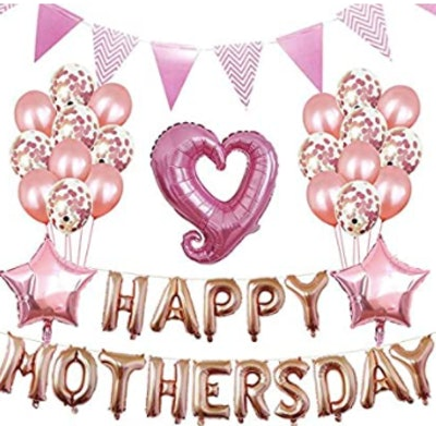 Happy Mother's Day Balloon Set Decoration