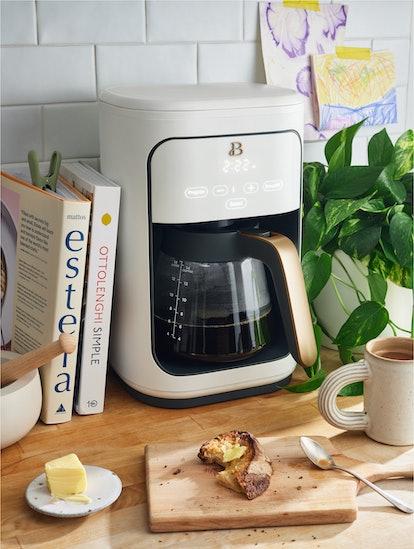 Beautiful 14 Cup Touchscreen Coffee Maker