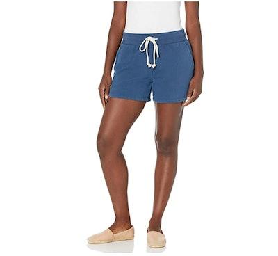 Goodthreads Fleece Drawstring Shorts