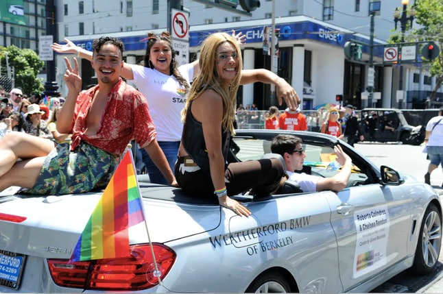 Rural LGBTQ Americans are less likely to participate in iconic gay rights events like the Pride parade, interviews and survey data find.