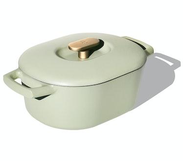 Beautiful 6QT Enamel Dutch Oven
