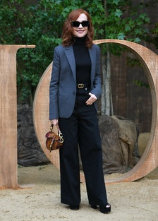 Isabelle Huppert in Dior
