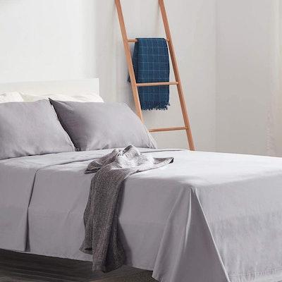 SLEEP ZONE Bed Sheet Set (4-Pieces)