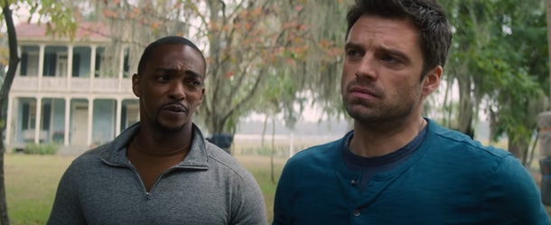 'The Falcon & The Winter Soldier' Quotes