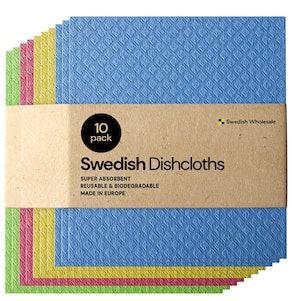 Swedish Dishcloth Sponge Cloths