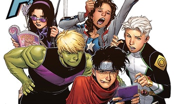 Avengers 5 leak young avengers dark avengers west coast avengers