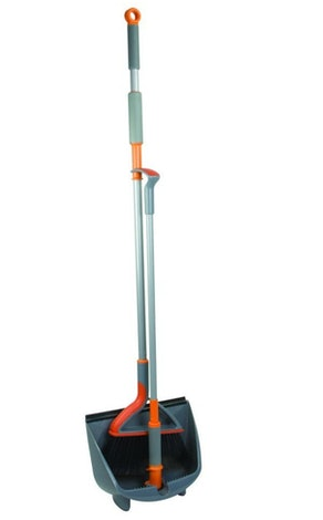 Casabella Broom and Dustpan Set