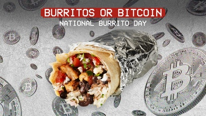 These National Burrito Day 2021 deals offer up free bites and discounts.