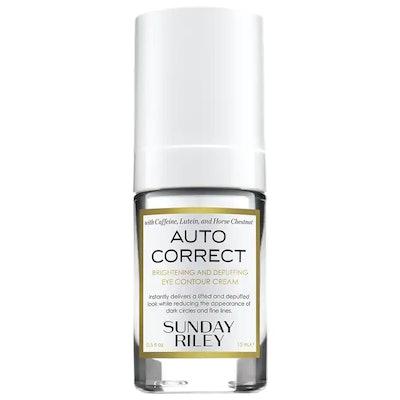 Auto Correct Brightening + Depuffing Eye Cream