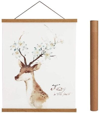 Artmag Magnetic Poster Hanger Frame
