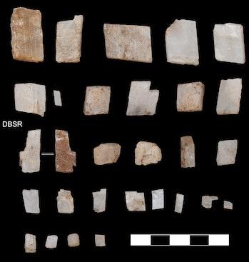 ancient crystals