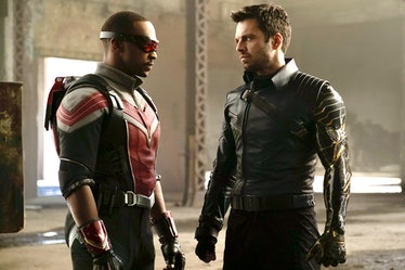 Falcon & The Winter Soldier Quotes