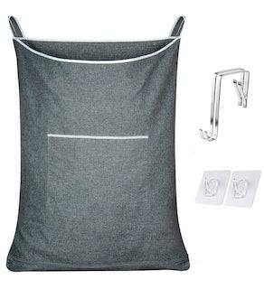 CALLMYBO Hanging Laundry Hamper Bag