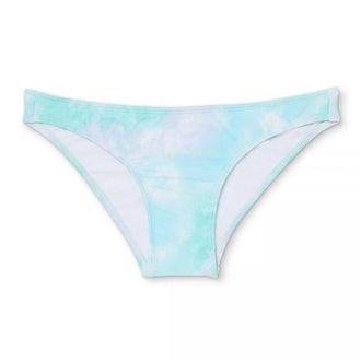 Juniors' Cheeky Bikini Bottom
