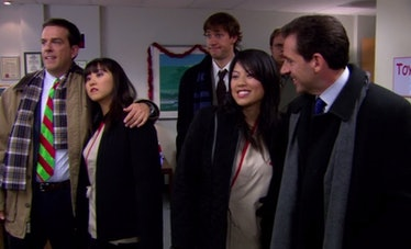 """'The Office' guest star Kat Ahn called out Season 3 episodes """"A Benihana Christmas"""" for making anti-..."""