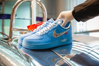 """Off-White """"MCA"""" Air Force 1"""