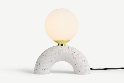 Eye Candy Table Lamp, Terrazzo
