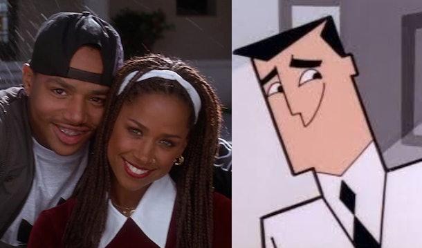 Murray and Dionne in 'Clueless', Professor Utonium in 'Powerpuff Girls'