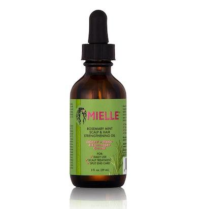 Rosemary Mint Scalp & Hair Strengthening Oil